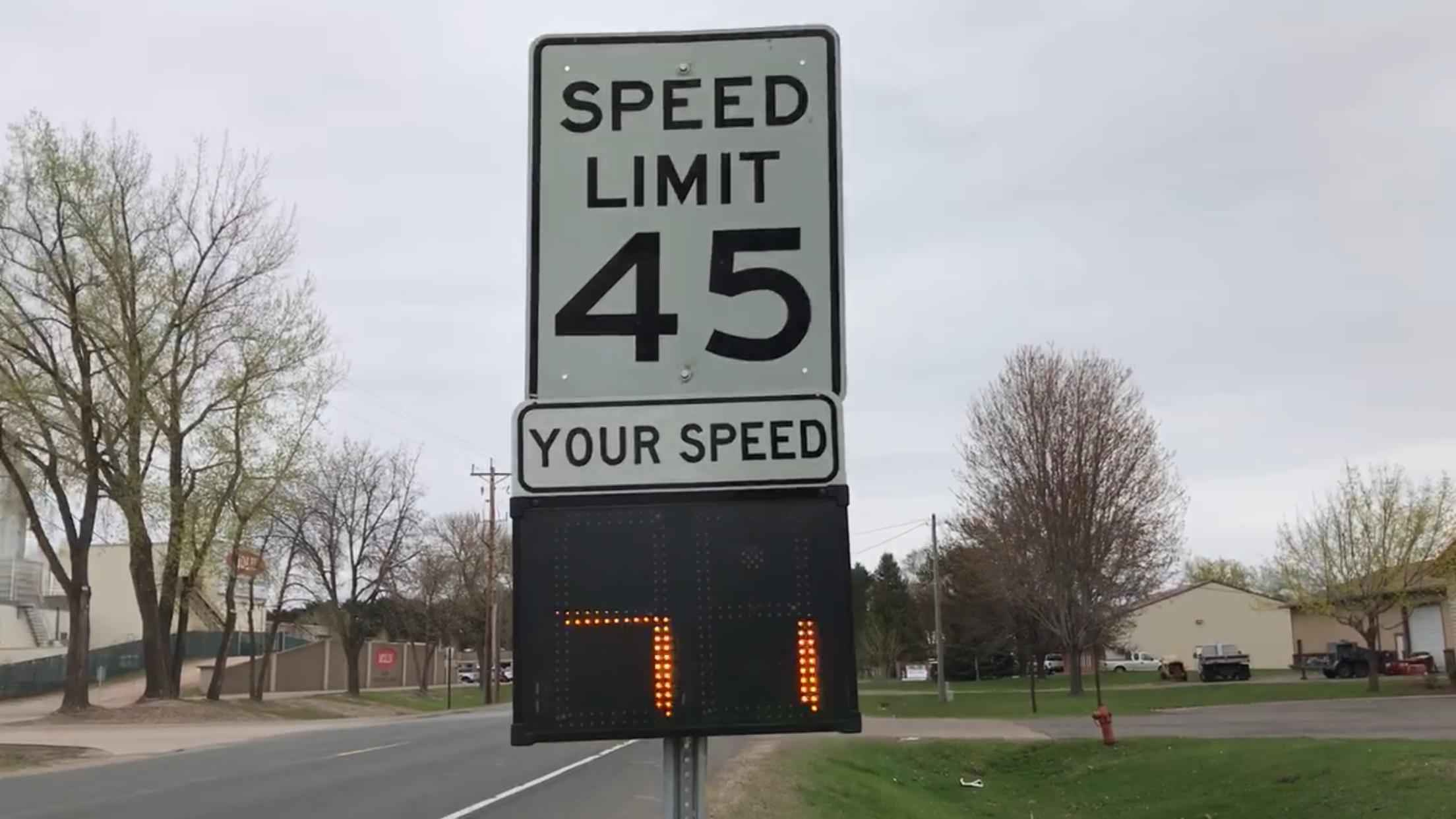 Shield Speed 15 Display