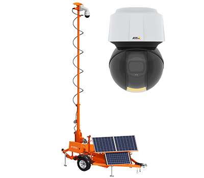 Surveillance Camera Trailers