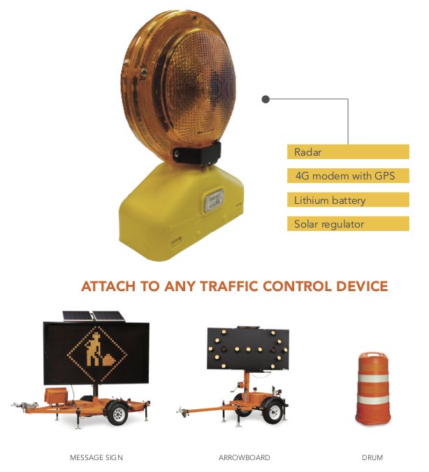 Traffic detection devices